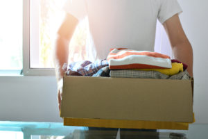 Dealing with Clutter in a Sustainable Way Before an Open House