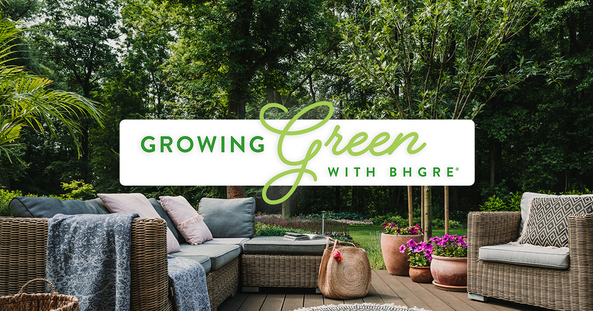 Growing Green with BHGRE
